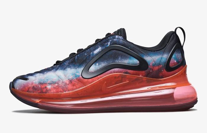 Nike Air Max 720 Modified Them By An Outer Space Look ft