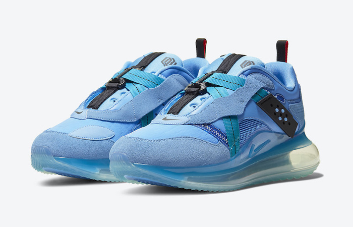 Nike Air Max 720 OBJ Slip Blue DA4155-400 05