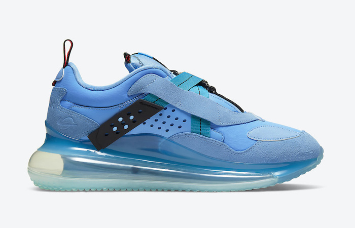 Nike Air Max 720 OBJ Slip Blue DA4155-400 06