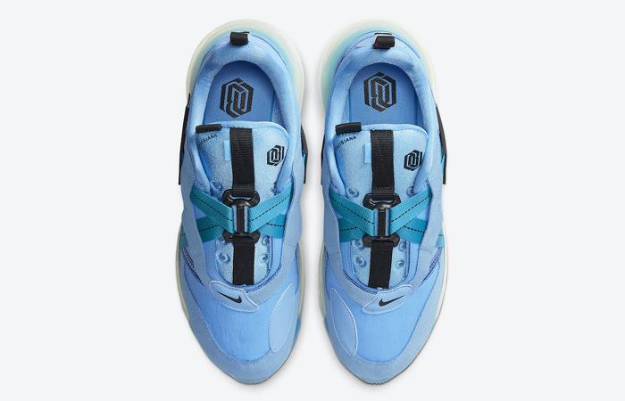 Nike Air Max 720 OBJ Slip Blue DA4155-400 07