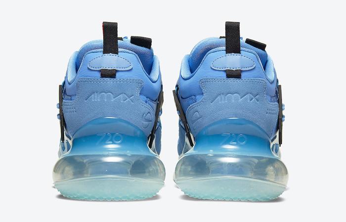 Nike Air Max 720 OBJ Slip Blue DA4155-400 08