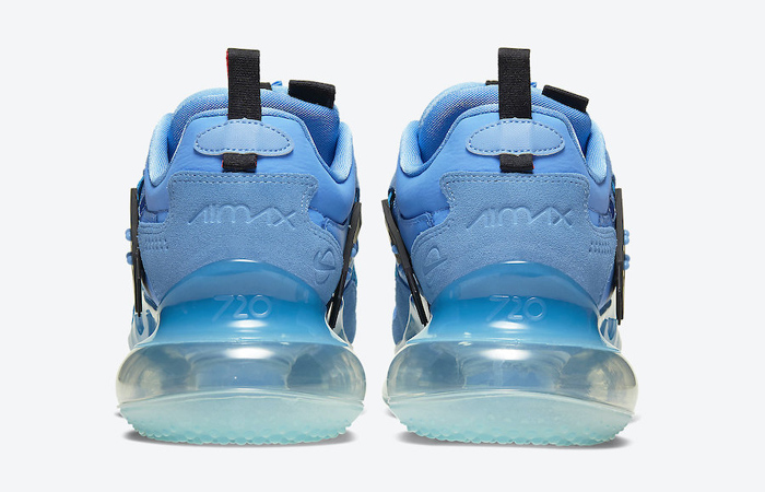 Nike Air Max 720 OBJ Slip Blue DA4155-400 08