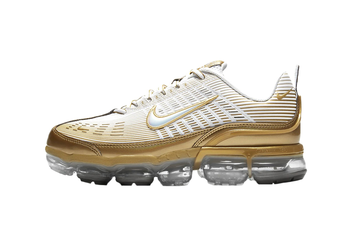 Nike Air VaporMax 360 Golden Metallic Silver CK9671-101 01