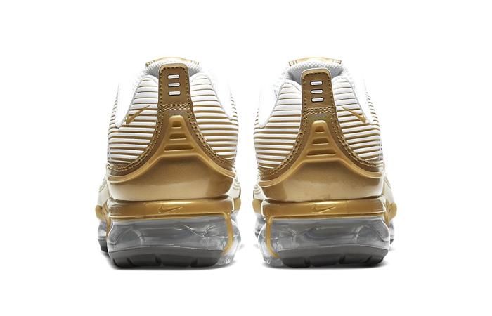 Nike Air VaporMax 360 Golden Metallic Silver CK9671-101 04