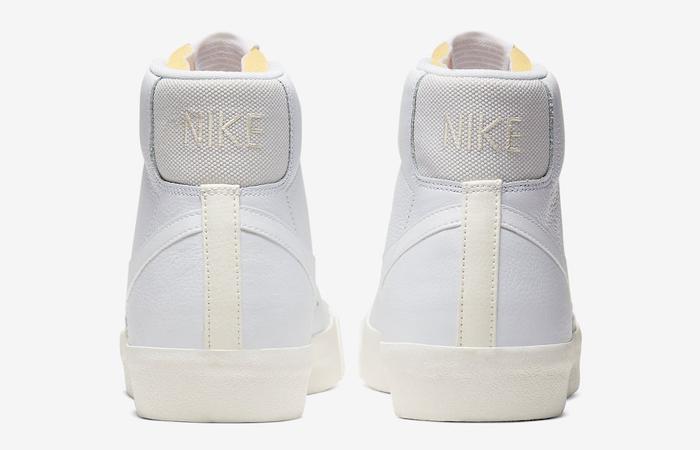 Nike Blazer Mid 77 Vintage Pure Platinum CW7583-100 05