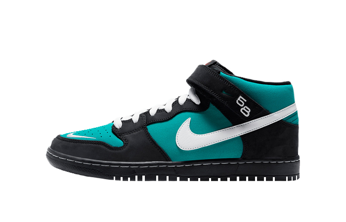 Nike SB Dunk Mid Griffey Black CV5474-001 01