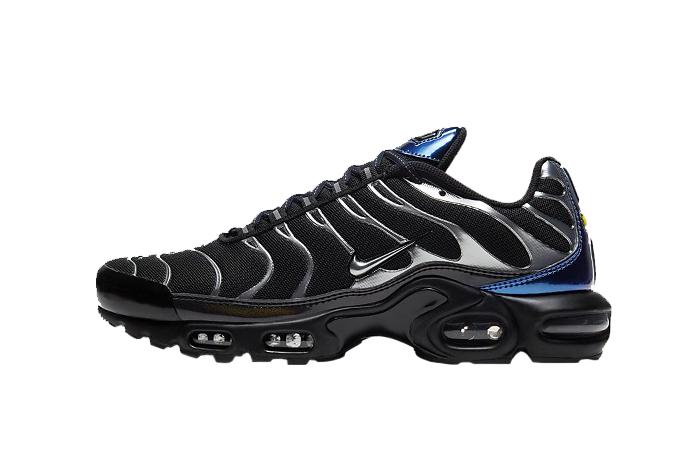 curso Devastar patio  Nike TN Air Max Plus Black Metallic Silver CW2646-001 – Fastsole