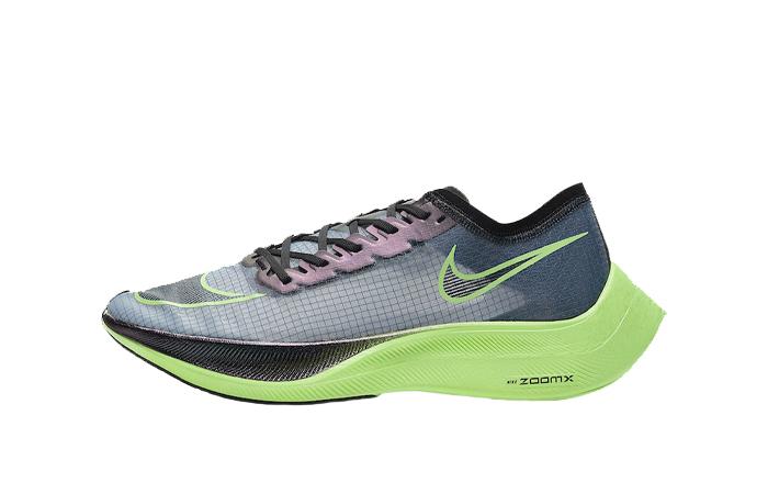 Nike ZoomX Vaporfly NEXT% Blue Vapor Green AO4568-400 01