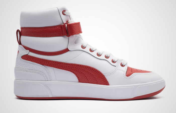 Public Enemy Puma Sky LX 'Fight The Power' White Red 374538-01 06