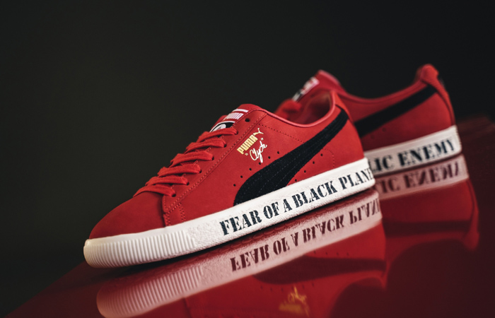 Public Enemy Teamed Up With Puma For Two Unique Releases ft