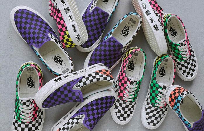 Sneakersnstuff Teams Up With Vans Venice Beach Pack ft