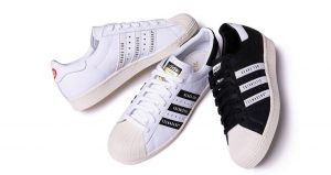 The Human Made adidas Superstar Pack Is Something Extraordinary