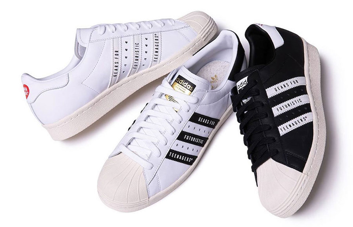 The Human Made adidas Superstar Pack Is Something Extraordinary ft