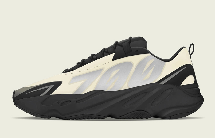 The Yeezy 700 MNVN Bone White Can Be Releasing This April ft