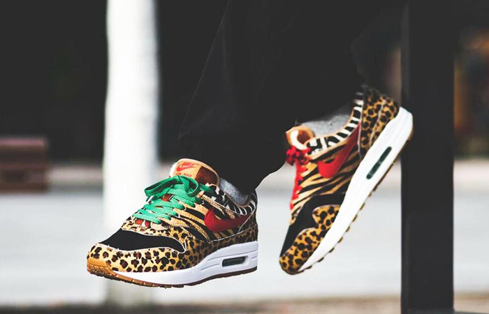 The atmos Nike Air Max 1 Animal Pack 2.0 Re-Releasing Soon! ft