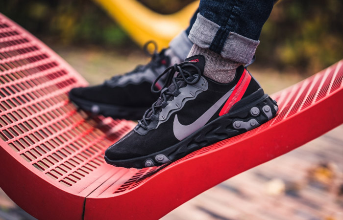 These Nike React Element 55s Are With Unbelievable Prices At NikeUK! ft