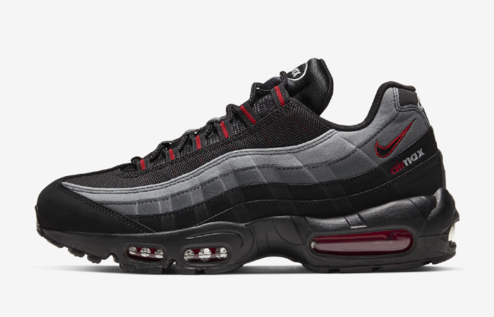 You Will Regret If You Don't Cop One Nike Air Max 95 Iron Grey ft