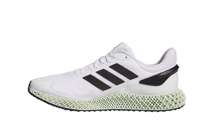 adidas Performance 4D Run 1.0 White Mint EG6264 01