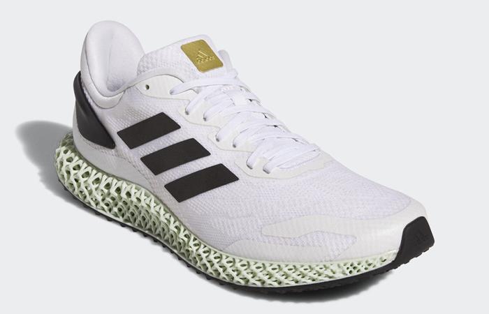 adidas Performance 4D Run 1.0 White Mint EG6264 02