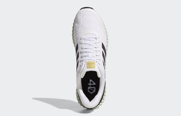 adidas Performance 4D Run 1.0 White Mint EG6264 04