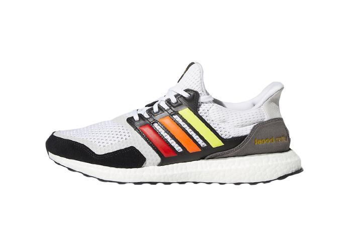 adidas Ultra Boost S&L Pride Black White FY5347 01