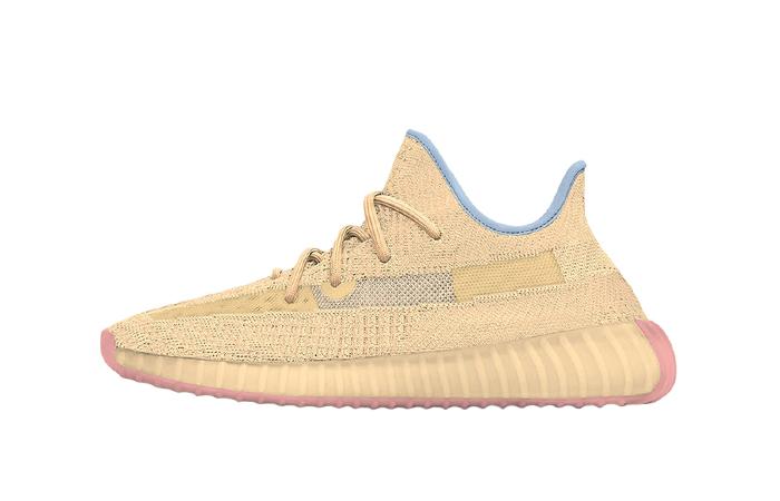adidas Yeezy Boost 350 V2 Linen FY5158 01