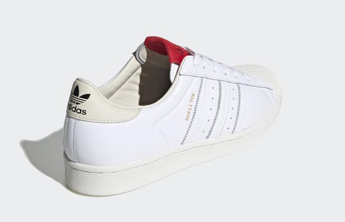 424 adidas Shelltoe Pure White FW7624 05