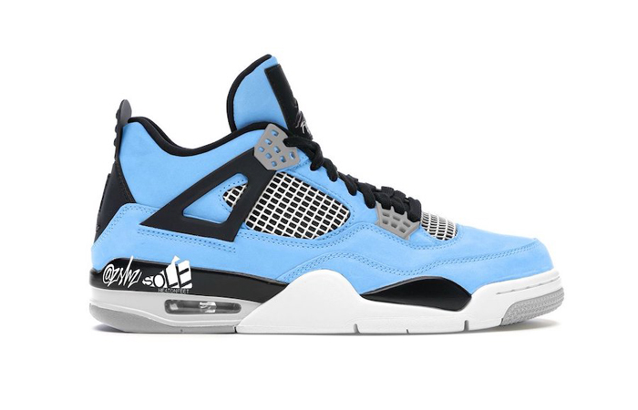 Air Jordan 4 University Blue Sets To Release Next Year ft