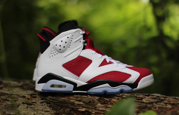 "Air Jordan 6 ""Carmine"" Releasing In January 2021 ft"