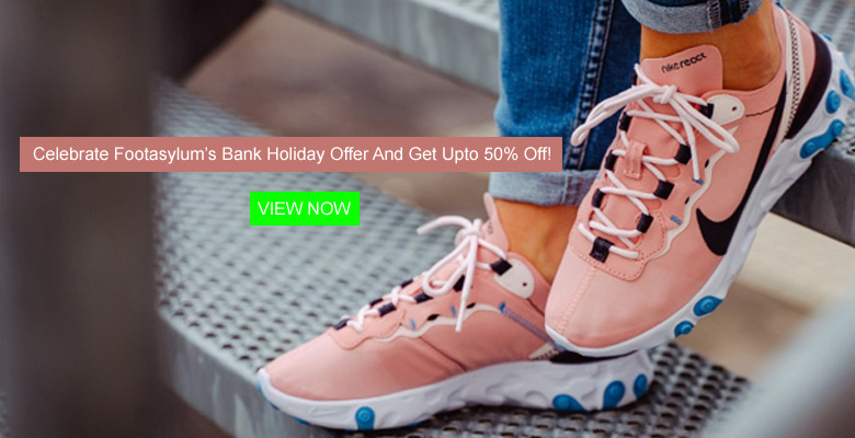 Celebrate Footasylum's Bank Holiday Offer And Get Upto 50% Off!