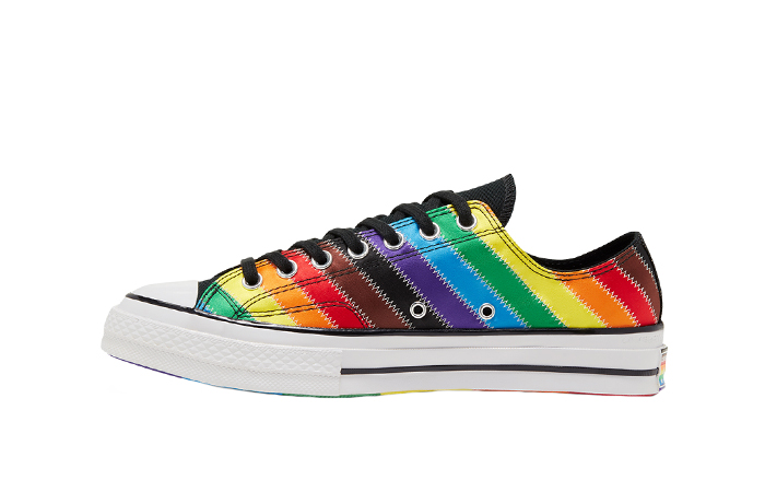 Converse Chuck 70 Low Pride 2020 Black Multi 167756C 01