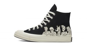 Converse Representing Scooby Doo's Luscious Characters On Their Upcoming Release! 01