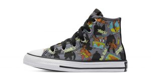 Converse Representing Scooby Doo's Luscious Characters On Their Upcoming Release!
