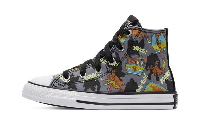 Converse Representing Scooby Doo's Luscious Characters On Their Upcoming Release! ft