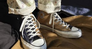 Converse and Carhartt WIP's New Collaboration Chuck 70 Pack Are Crafted From Carhartt Garments