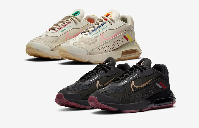 Few Official Look At The Neymar Jr. Nike Air Max 2090 Pack ft