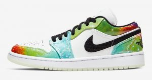 """Here Is The Official Images Of Nike Womens Air Jordan 1 Low """"Galaxy"""""""