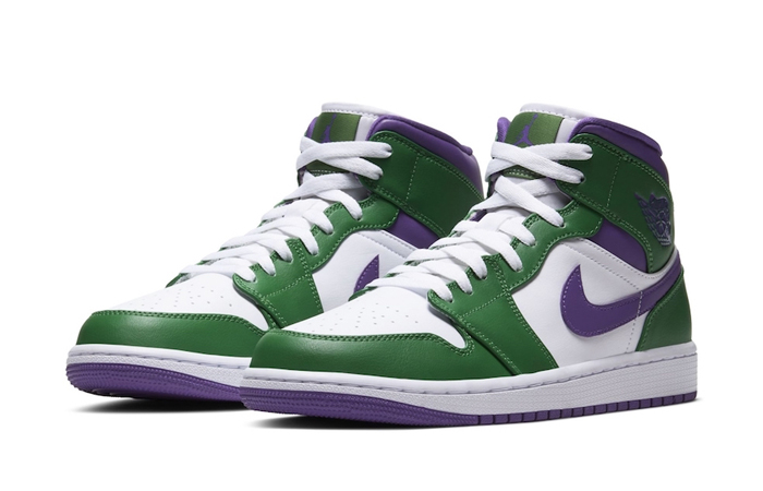 Jordan 1 Mid Green Purple 554724-300 04