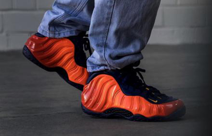 Foot LockerSpicy. Nike Air Foamposite One Habanero ...