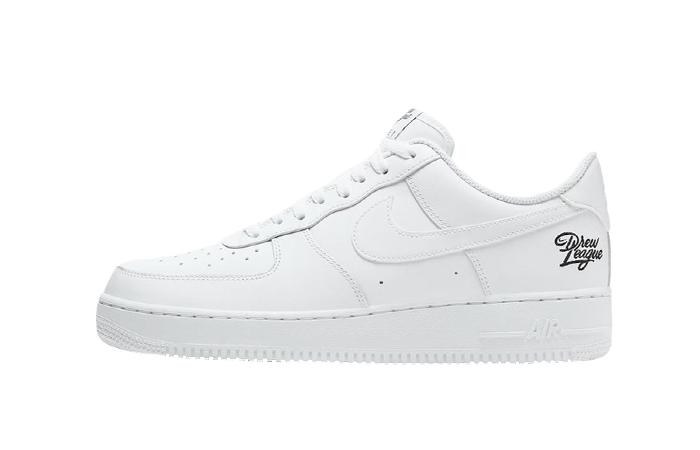 Nike Air Force 1 Drew League Chalk White CZ4272-100 01