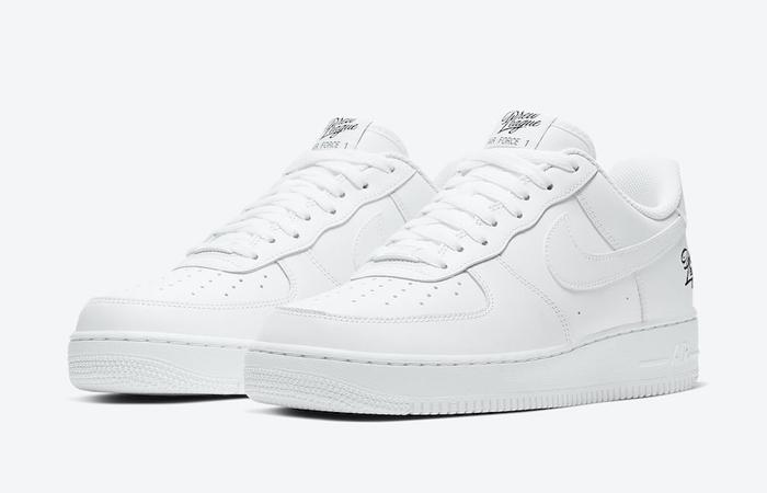 Nike Air Force 1 Drew League Chalk White CZ4272-100 02