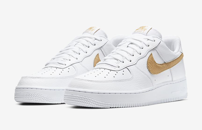 Nike Air Force 1 LV8 White Nut Brown CW7567-101 02