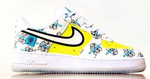 Nike Air Force 1 Low Worldwide Inspired From Japan-Exclusive