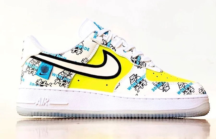Nike Air Force 1 Low Worldwide Inspired From Japan-Exclusive ft