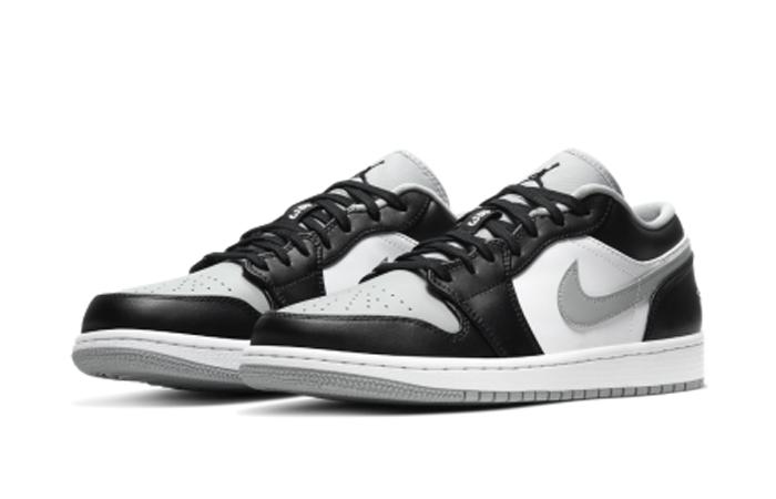 Nike Air Jordan 1 Low Smoke Grey 553558-039 02
