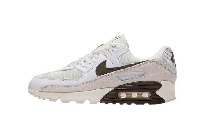 Nike Air Max 90 Baroque Brown CW7483-100 01