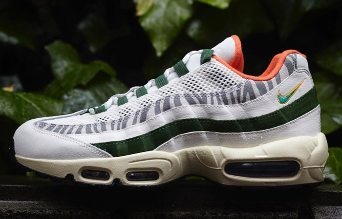 Nike Air Max 95 Era Forest Green CZ9723-100 02