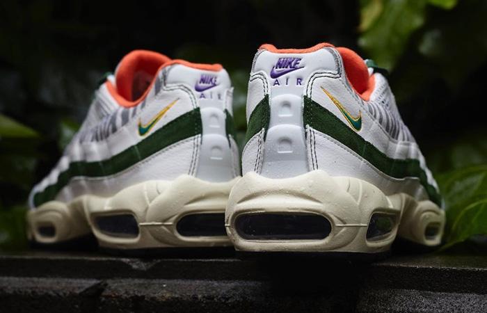 Nike Air Max 95 Era Forest Green CZ9723-100 04