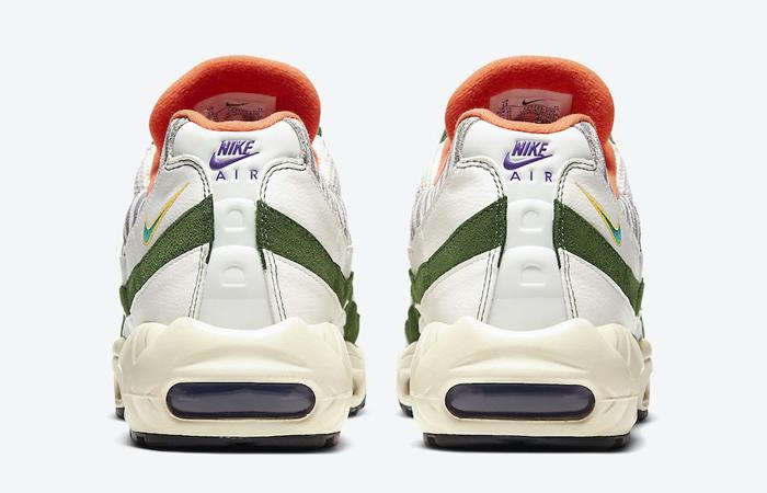 Nike Air Max 95 Era Forest Green CZ9723-100 08
