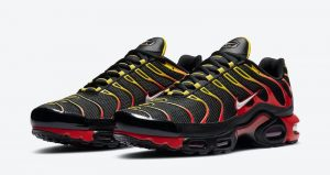 Nike Air Max Plus Go Gredient Has Received A Firey Outfit 01